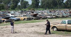 Lambrecht Chevrolet  Auction Layout - A Field in Nebraska