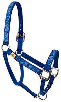 Blue Bandana halter!!! WANT!!! :)