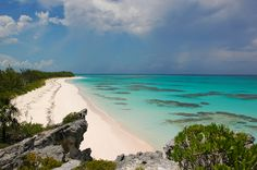 Lighthouse Beach on Eleuthera Bahamas