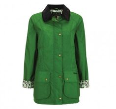 Barbour and Liberty of London