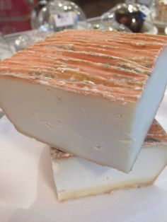 Buffalo Taleggio, it's fantastically creamy smooth with a nice punch of washed rind pungency. Queso Cheese, Italian Cheese, Cheese Lover, Street Food, Buffalo, Punch, Smooth, Nice, Cheese