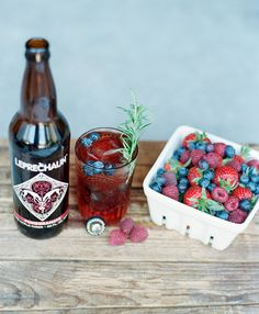 Leprechaun Pomegranate Cider