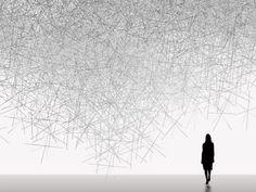Snowflake by Tokujin Yoshioka