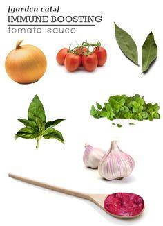 Immune Boosting Tomato Sauce-PURE MAMAS