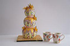 Wonder-Cakes.nl  Coffee Mug wonky Balls