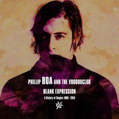 """Am 16. September bringen Phillip Boa And The Voodoo Club ihr neues Album """"Blank Expression – A History Of Singles 1986-2016"""" heraus. Fans des Indie-Rockers können zwischen vier unterschiedlichen Formaten wählen – und sich auf unveröffentlichte Tracks freuen."""