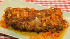 Costillas en salsa al horno receta fácil