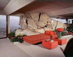1968 Elrod House | Architect: John Lautner | Palm Springs, CA