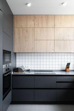 35+ Best Modern Kitchen Ideas You'll Dream About (+ DIY Tips) #modernkitchen #kitchen #kitchenideas