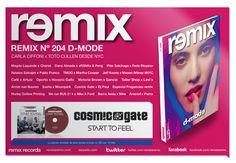 Remix 204 D-Mode
