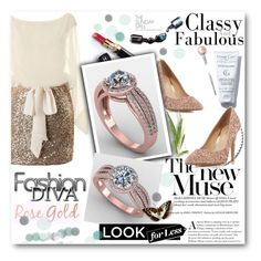"""""""fabiandiamonds #21"""" by albinnaflower ❤ liked on Polyvore featuring Head Over Heels by Dune, Chanel and Dolce&Gabbana"""