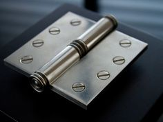 The Nanz Company | Beautiful hardware manufactured to please.