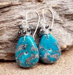 Artisan Embellishment Pendant and Earrings with Anat Azulay #craftartedu