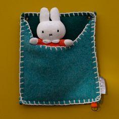 #wandzak voor in de #babykamer of #kinderkamer | iamrecycled.nl