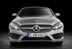 Mercedes-Benz C 300 Coupé AMG Line (C205) '2015