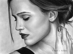 25+ Mind Blowing Drawings of Beautiful Celebrities