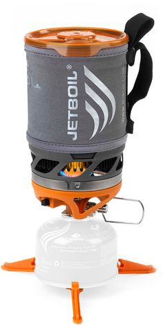 The lightweight, compact Jetboil Sol™ stove features a fuel regulator for consistent heat-output. #REIGifts