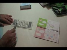 Cricut:: How to Number Your Handbook to match  your overlay