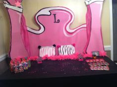 A great Idea for 8 year old girl Birthday party.