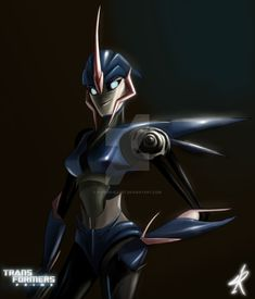 Arcee - Transformers Prime by Raikoh-illust