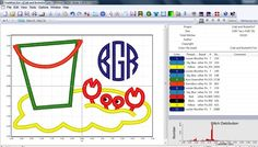 Sew What-Pro Embroidery Software for CINDY and Kathy