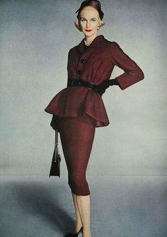 Vogue, сентябрь 1957