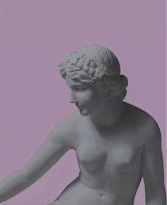 Sculpture | Seapunk | Vaporwave