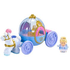 Fisher-Price Little People Disney Cinderella's Coach. Toys r us $24.99