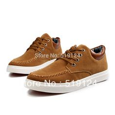 Aliexpress.com   Buy Free shipping 2014 new men s designer fashion shoes  flat shoes to help Sharpei mens shoes retro shoes wholesale 7 9.5 from  Reliable ... 922d3ebf3