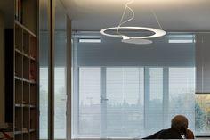 Glu suspension lamp - business office in Castelfranco Veneto ( TV ) #light