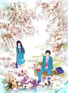 Shota and Sawako - Kimi ni todoke Kimi Ni Todoke, Manga Art, Anime Manga, Anime Art, Kuroko, Me Me Me Anime, Anime Love, Boruto, Sakura Anime