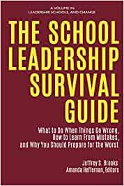 The school leadership survival guide : what to do when things go wrong, how to learn from mistakes, and why you should prepare for the worst Disaster Plan, Student Voice, School Leadership, When Things Go Wrong, School Community, Teacher Notes, Difficult People, Book Title