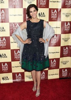 "Jami Gertz Photos: 2011 Los Angeles Film Festival: ""A Better Life"" Premiere - Arrivals"