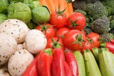 Fresh Italian produce