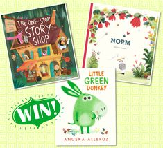 Storytime runs a kids competition each month where you can our brilliant Books of the Month and more! Enter today to be in with a chance of winning. Competitions For Kids, Story Time, New Pictures, Latest Issue, Picture Books, Christmas Ornaments, Donkey, Holiday Decor, Illustration