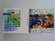 Álbum inspirado en el álbum easter de la genial Anna Maria Wolniak