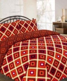 Modern Diamond Theo Duvet Cover Set Bedding Set Quilt Cover with Pillowcase(Ayz) Red Bedding Sets, Damask Bedding, Plaid Bedding, King Size Bedding Sets, Green Bedding, Comforter Sets, Luxury Bedding, White Bedding, Turquoise Bedding