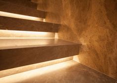 Stairs, Stone, Home Decor, Natural Stones, Spot Lights, Stairway, Rock, Decoration Home, Room Decor