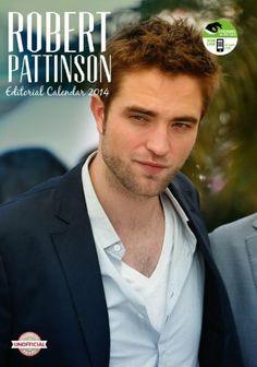 Robert Pattinson - 12 Month - Stickers 2014 Calendar - 42x29.7cm Imagicom,
