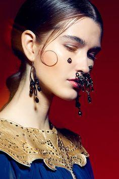 Modellen land Magazine: Interview: Photographer Verena Mandragora (Switzer...