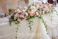 Wedding Flower Arrangements, Wedding Flowers, Crystal Palace, Restaurant, Table Decorations, Home Decor, Decoration Home, Room Decor, Restaurants