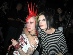 Teased Hair, Crimped Hair, Deathrock Fashion, 80s Goth, Goth Subculture, Punk Girls, Gothic Rock, Post Punk, Old Pictures