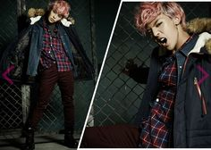 Big Bang\'s G-Dragon for \'BSX\'