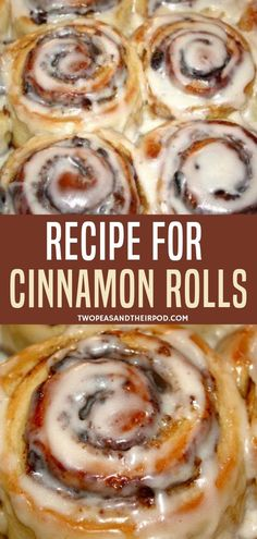 Cinnamon Roll Recipe These homemade cinnamon rolls are the best homemade treat for your family! Everyone that makes them falls in love! They are great for breakfast, brunch, and holidays. This tasty food can be served for desserts too! Best Cinnamon Roll Recipe, Quick Cinnamon Rolls, Cinnamon Recipes, Brunch Recipes, Sweet Recipes, Tasty Breakfast Recipes, Breakfast Ideas, Sweet Breakfast, Muffins