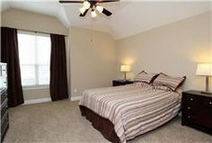 Spacious, upstairs master! #ForSale #Master #Bedroom