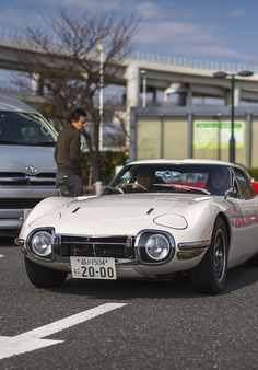 Toyota – One Stop Classic Car News & Tips Maserati, Ferrari, Toyota Cars, Toyota Tacoma, Toyota Supra, Porsche, Type E, Toyota 2000gt, Japanese Sports Cars