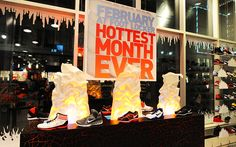 Hottest Month Ever window presentation