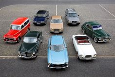 Historic Volvos to conquer the Hilton Head Concours d'Elegance