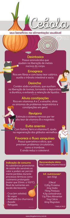 Benefícios da cebola na alimentação saudável - Blog da Mimis #blogdamimis #cebola #alimentação #dieta #saudável