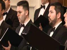 The best male choir in southeastern Europe, basso profondo
